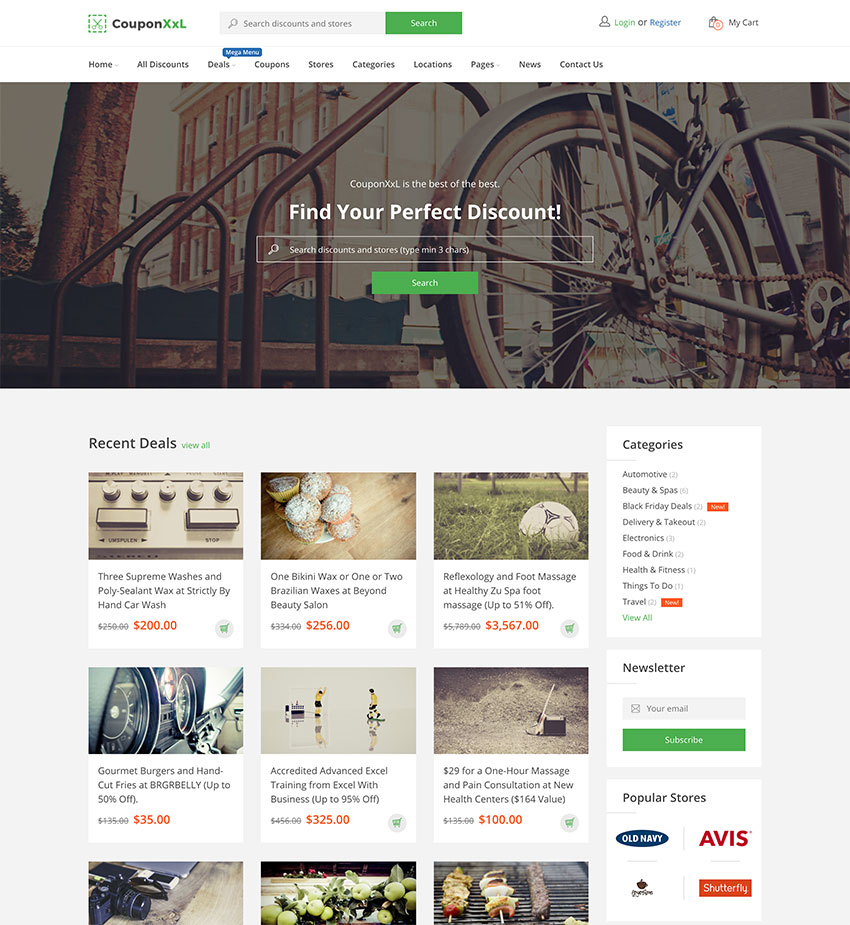 Top 15 Wordpress Themes For Daily Deals Websites 2020