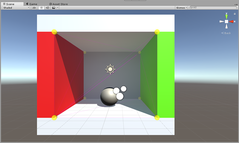 Lighting in Unity 5
