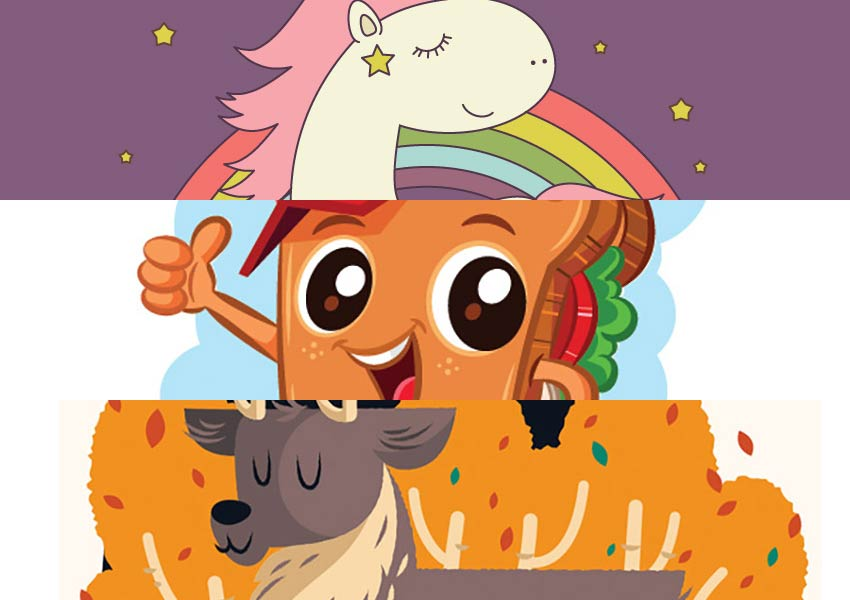 Best Illustrator Animal and Mascots