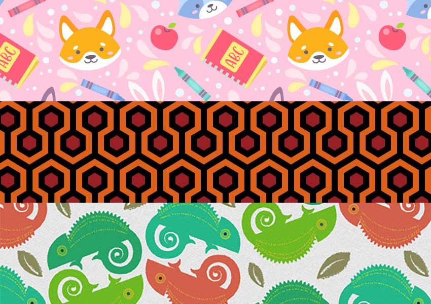 Best Illustrator Patterns