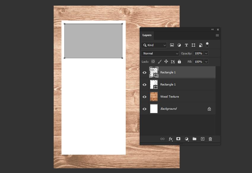 photoshop draw rectangle shape tool