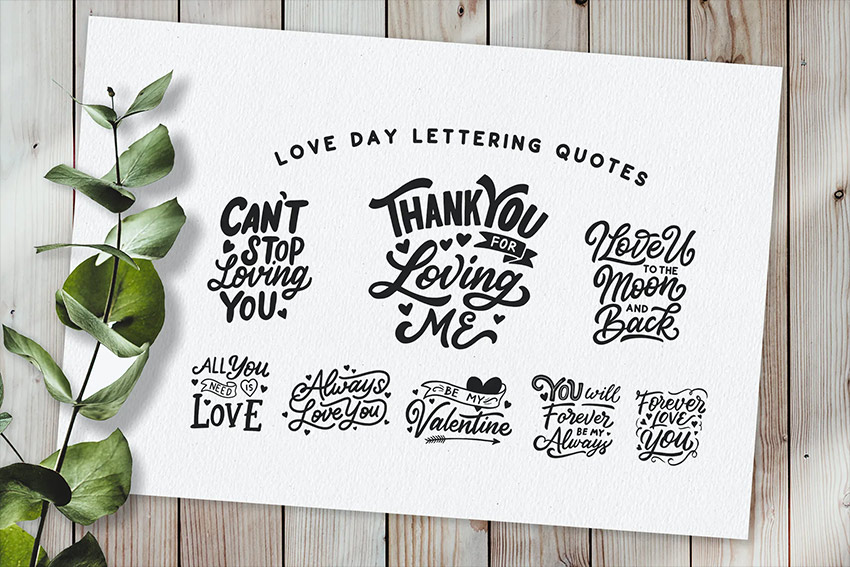 Image of envato love day hand