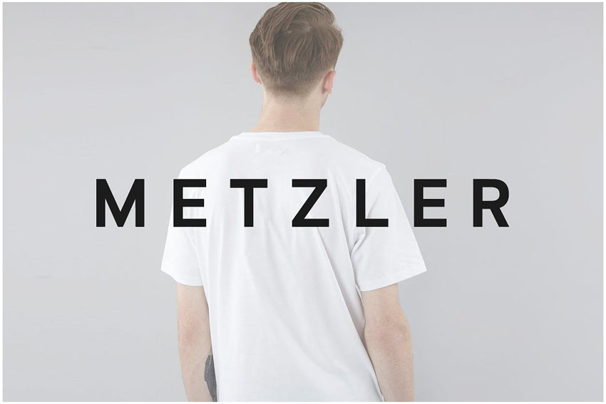 METZLER Envato Elements Font