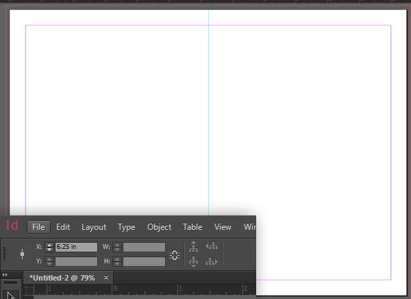 how to create a book template in indesign