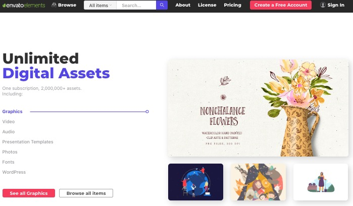 Best Web Hosting WordPress Themes on Envato Elements With Unlimited Use