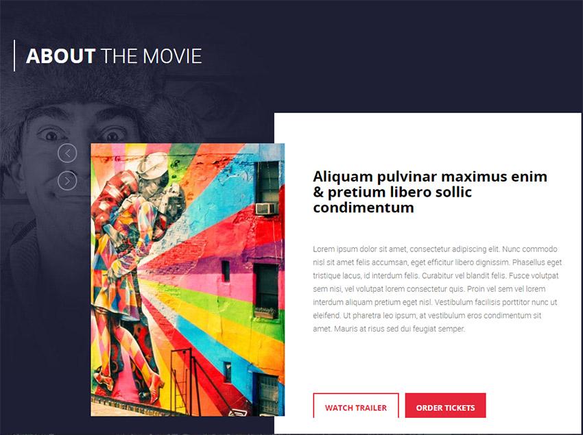 Entourage - MovieFilmCinemaTV WordPress Theme