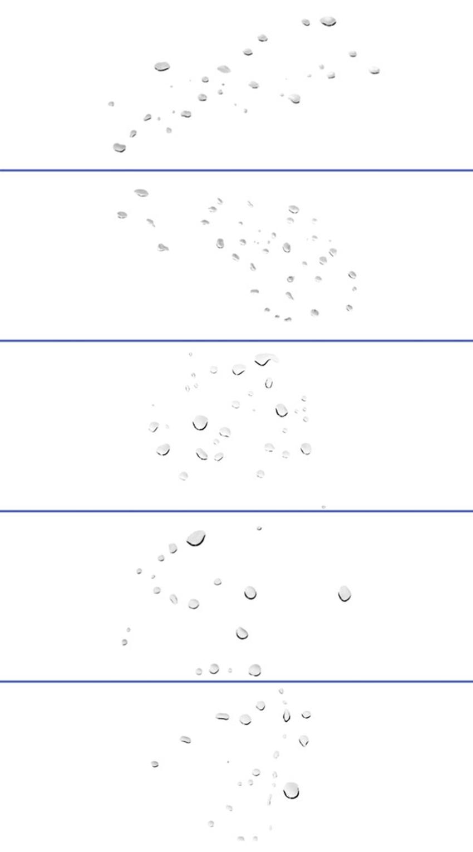 Water Drop Brush Gallery