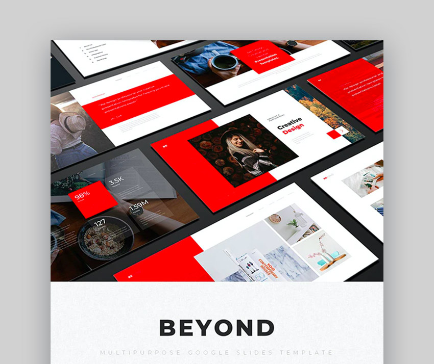 Beyond Multipurpose Google Slides Template