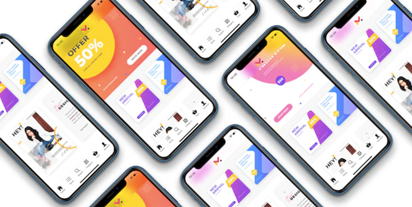 Ionic 5 WooCommerce marketplace mobile app - Dokan Multivendor