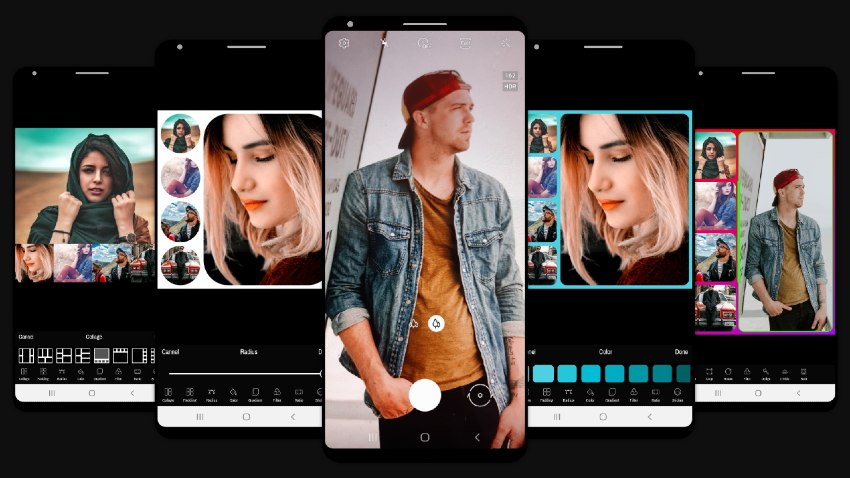 QueShot Photo Editor Pro - Collage Maker