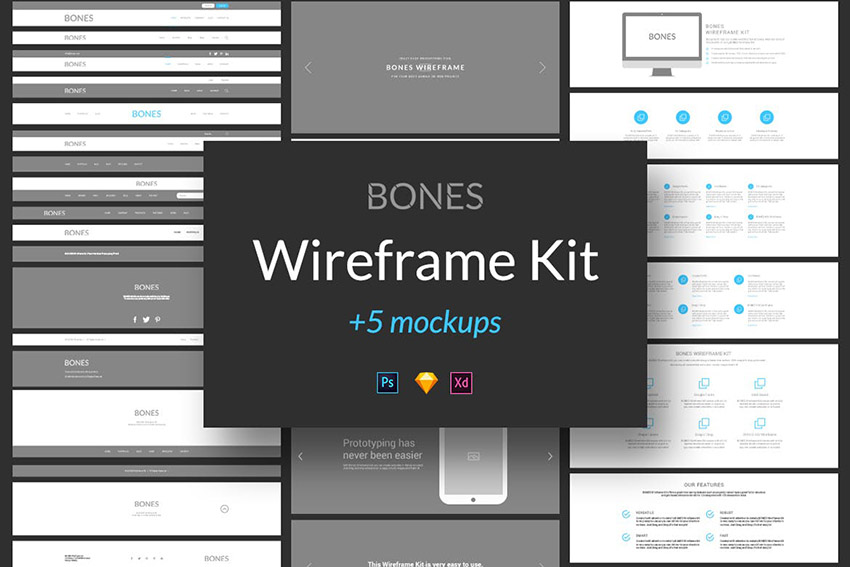 Image of Bones%20Wireframe%20Kit