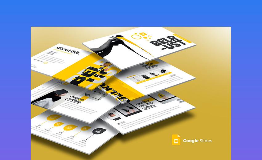 Belrust - Google Slide Template