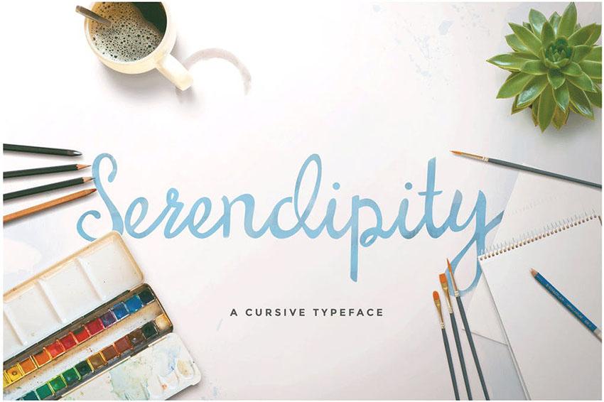 Serendipity Script