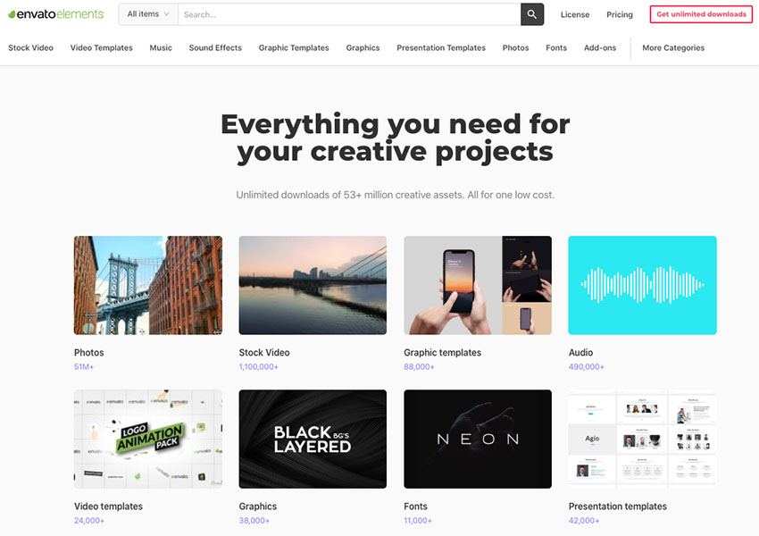 40 Reasons Envato Elements Is Great for WordPress Developers
