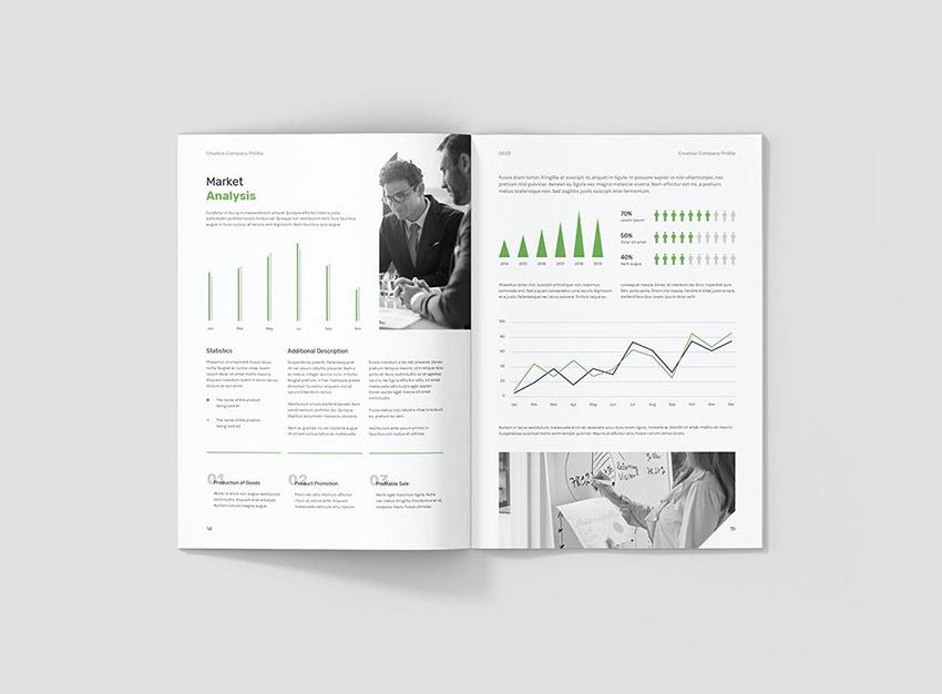 Creative Multipurpose Company Profile