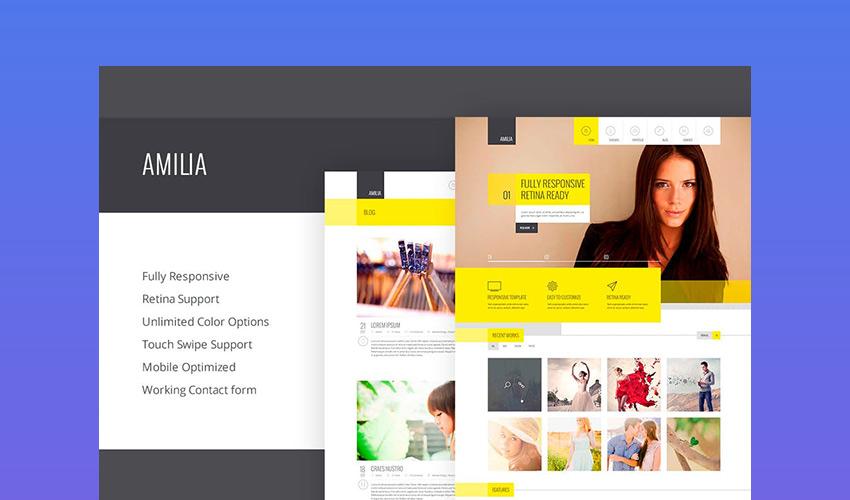 19 Best Responsive Html5 Website Design Business Templates For 2020