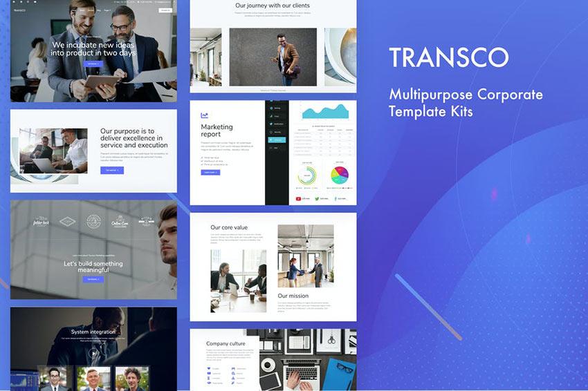 Transco - Business Template Kit
