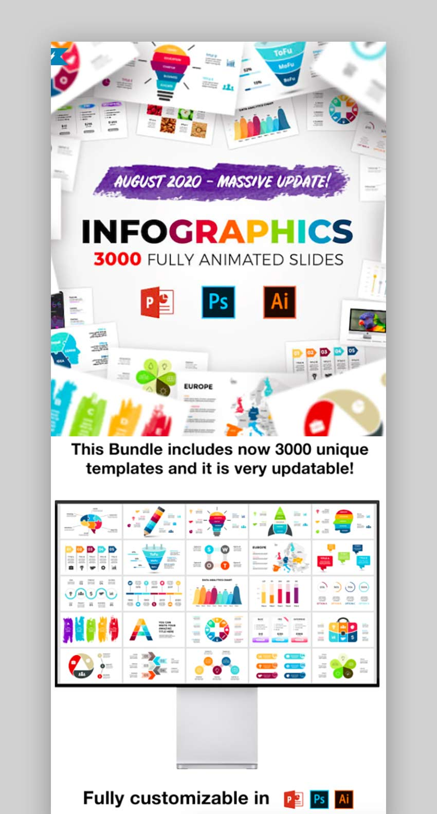 Infographics Bundle PowerPoint