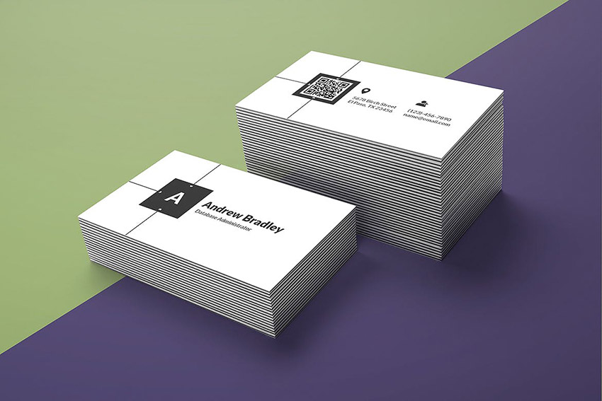 Business Card Name Card