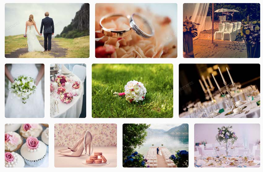 Download the best wedding PowerPoint backgrounds from Envato Elements