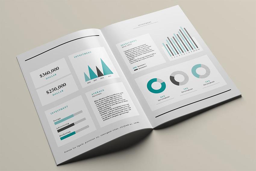 annual report template