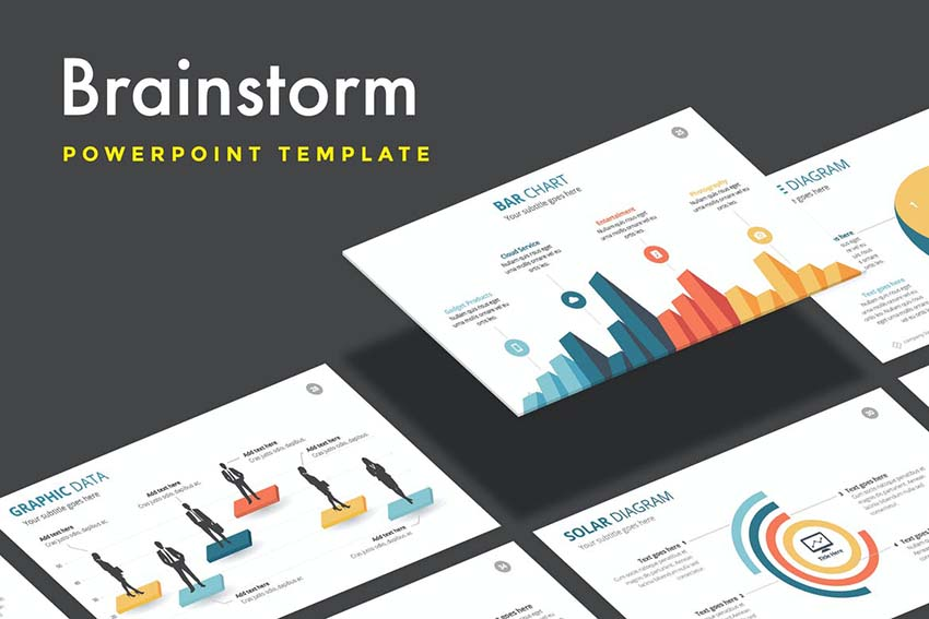 Brainstorm - Powerpoint Template