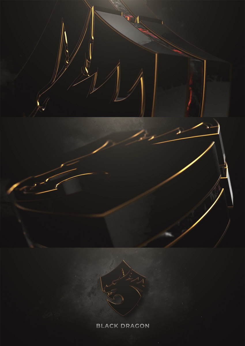 Epic And Elegant Logo Reveal