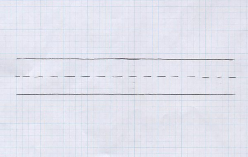 Basic Hand Lettering Techniques Tutorial Script Lettering Guide