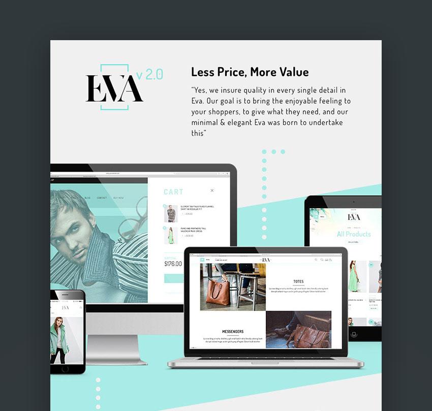 Eva Shopify eCommerce