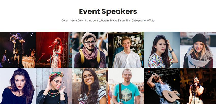 EvenTalk Event WordPress Theme