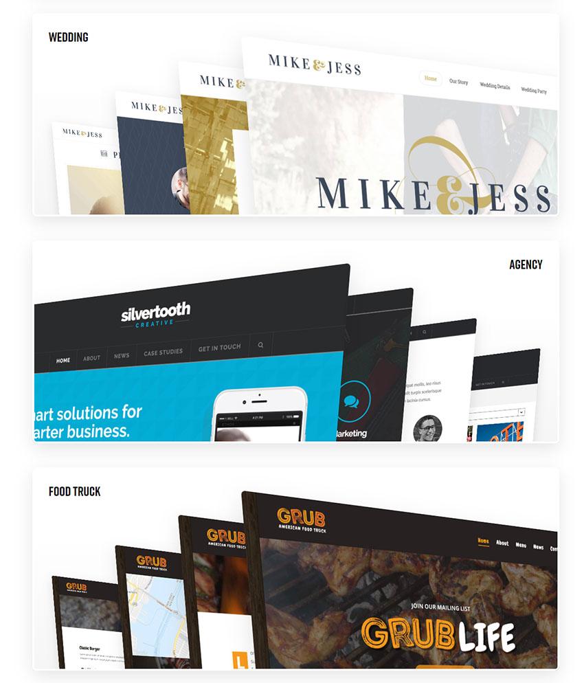 X The Theme Premium Responsive WordPress Themes