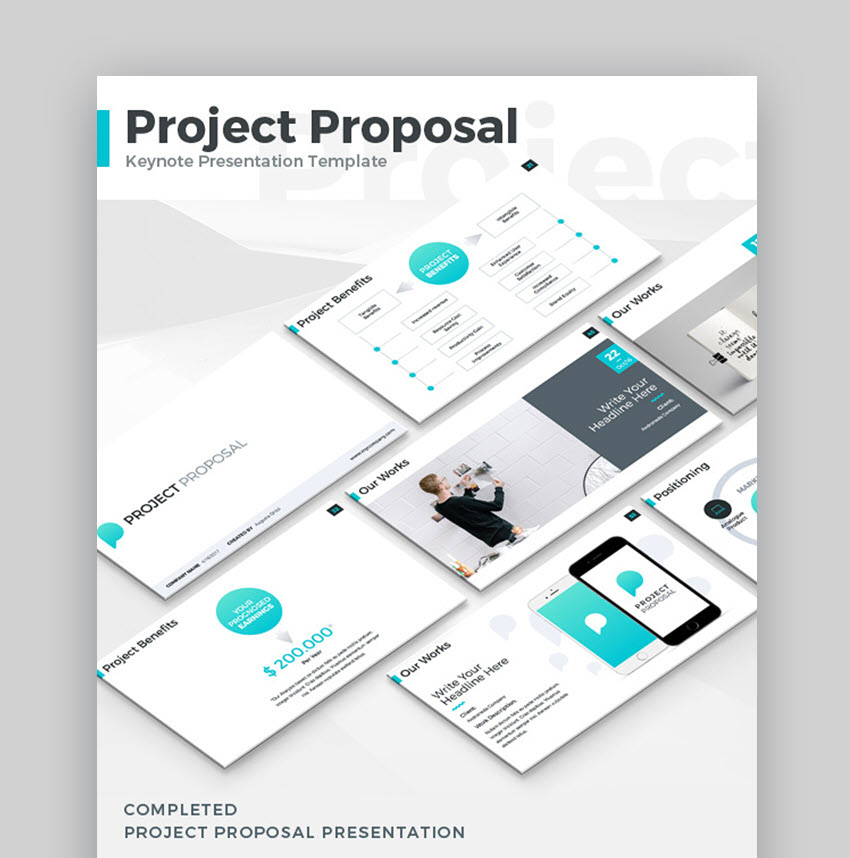 Detailed Professional Project Proposal Template