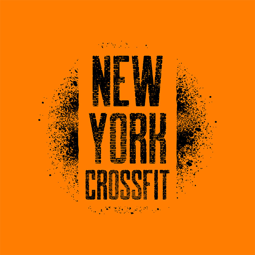 Graffiti Stencil Logo Generator For Crossfit Gym