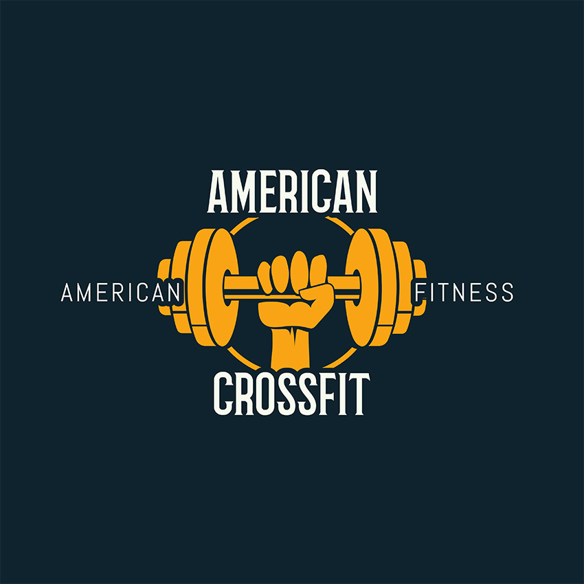 Gym Logo Maker for Crossfit Gyms