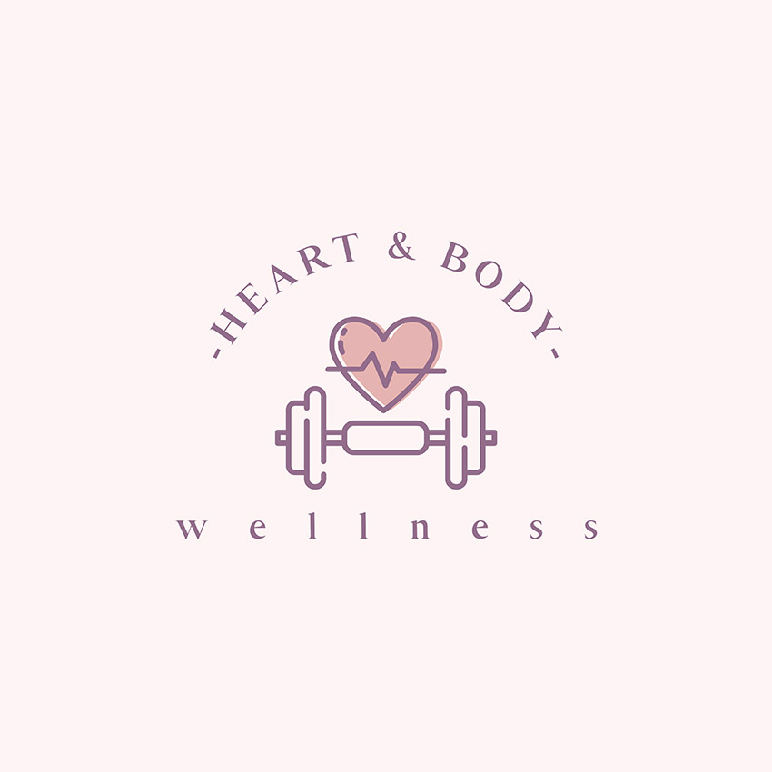 Fitness and Wellness Logo Creator