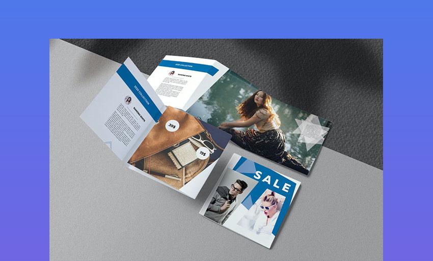 Sale Square Brochure