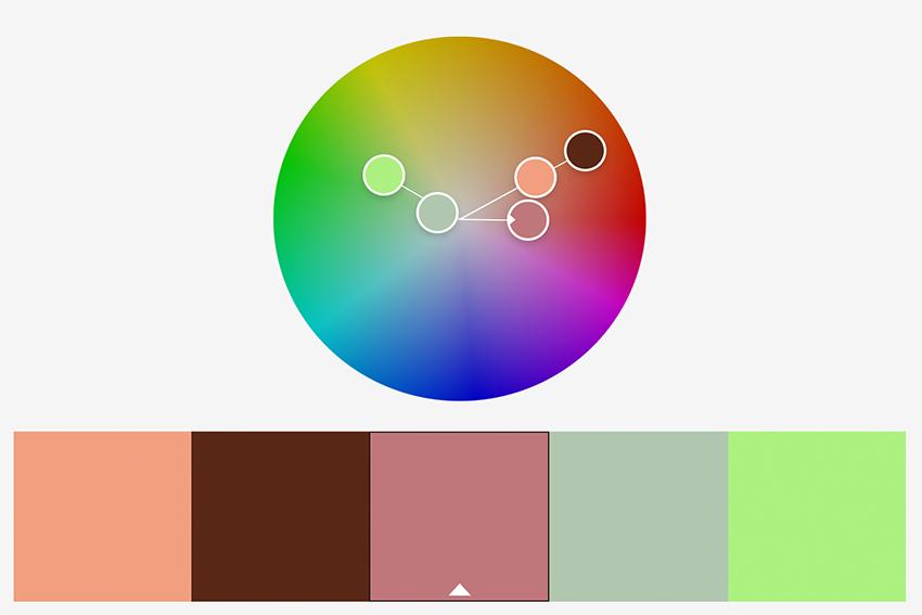 Compound Color Swatch