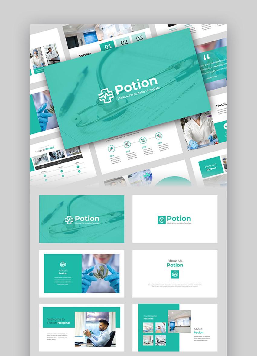 30 Plantillas Powerpoint De Salud Para Grandiosas Presentaciones Ppt De Medicina En 2020