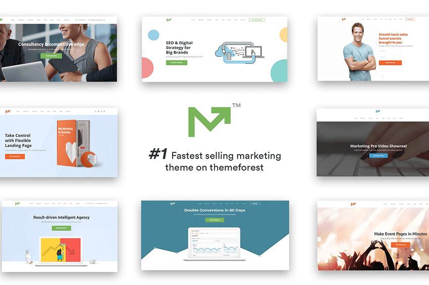 Marketing Pro Lead Generation Theme