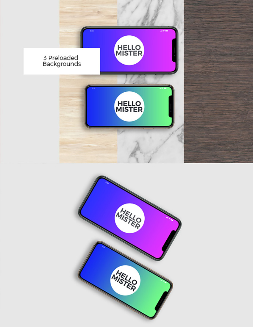 Image of graphicriver RZJgghQ5 ifone 11 pro pro max mockup inline image preview source