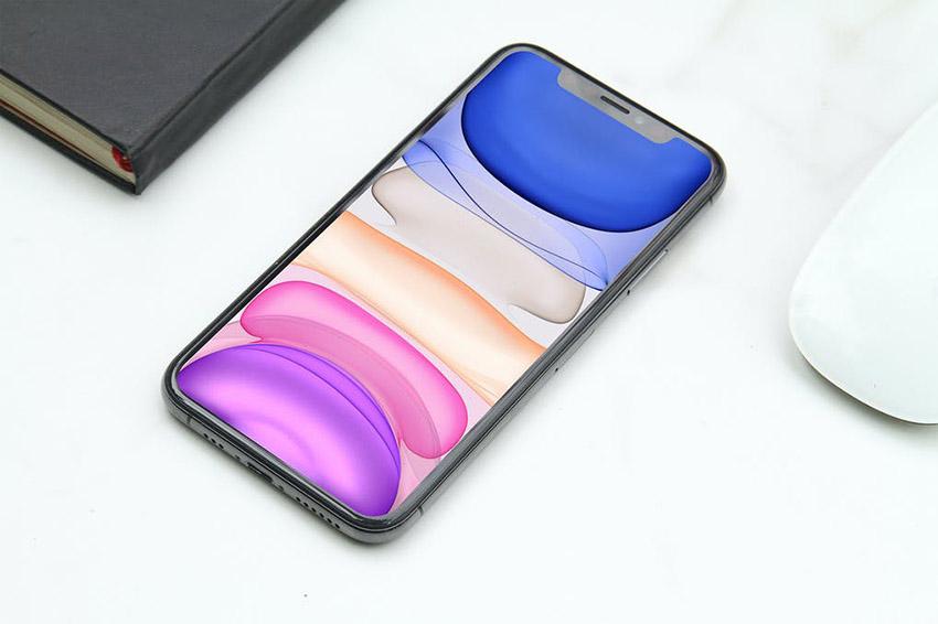 iPhone 11 Pro Photoshop