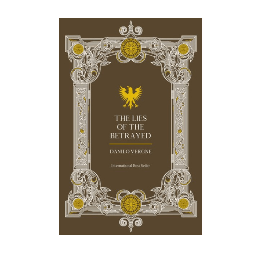 Placeit Antique Book Cover Design