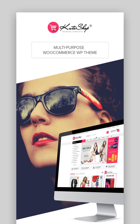 KuteShop WordPress Platform Theme