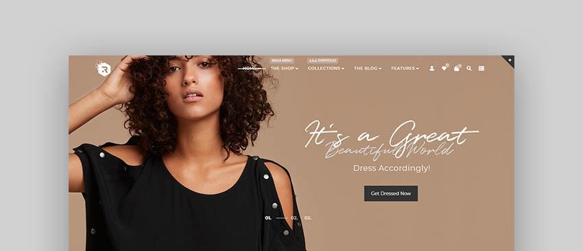 Rigid WordPress Marketplace Theme