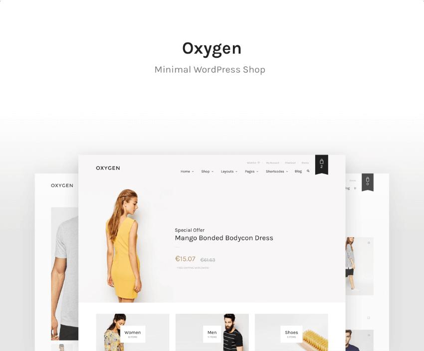 Oxygen Platform Theme