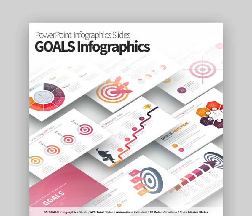 Goals Presentation Graphics