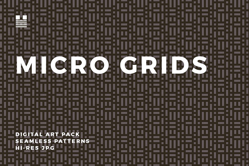Micro Grids Design Background Images