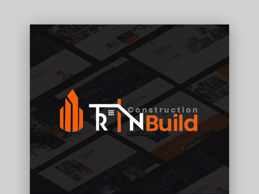Rin Build Construction WordPress Theme