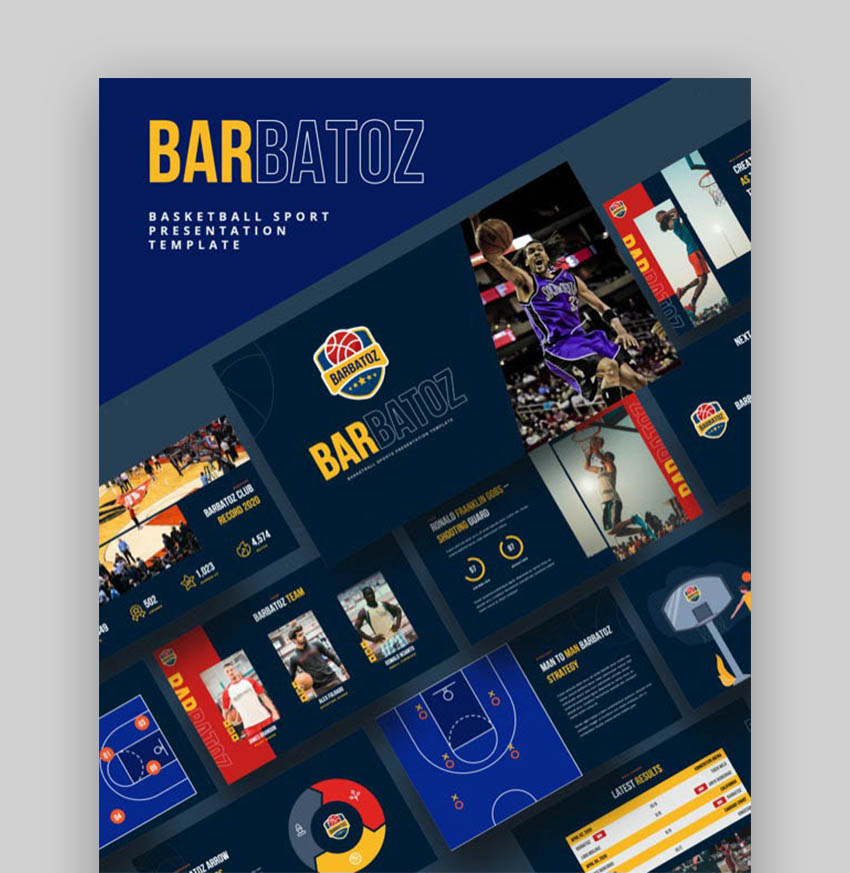 25 Best Sports Powerpoint Templates Active Ppt Presentations For 2021
