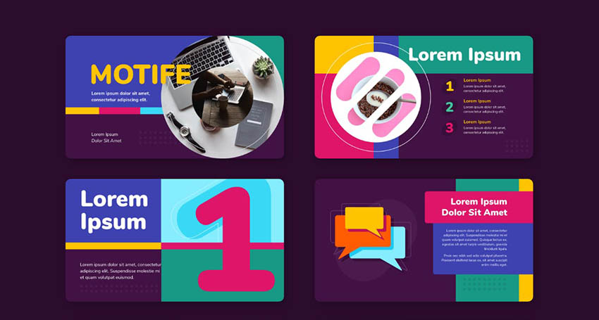 Motife Google Slides Templates